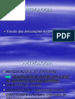 Classifcação Das Junturas - Anatomia Básica