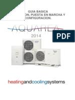 Aquarea Guia Basica Puesta en Marcha_2014 v3