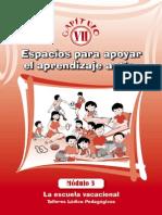 Capitulo Vii_espacios Para Apoyar El Aprendizaje Activo