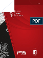 How to Obtain Visas for Brazil