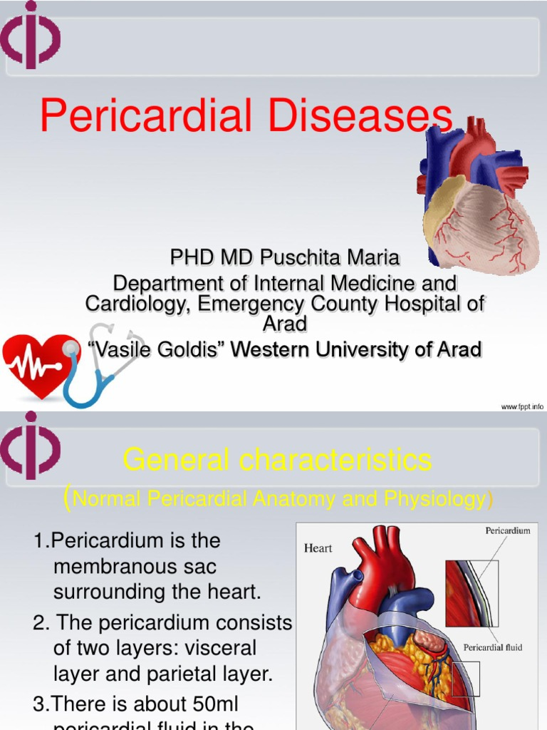 Pericarditis Heart Heart Failure