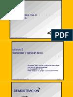 Sumarizar y Agrupar Datos - 5.pdf