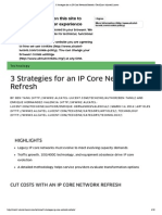 3 Strategies for an IP Core Network Refresh _ TechZine _ Alcatel-Lucent