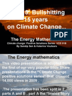VIDEO COP 15, The Cap and Trade  Energy Mathematics VCE01 Part B