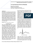 Adaptive Filter Design for Noise Reduction in Electrocardiography