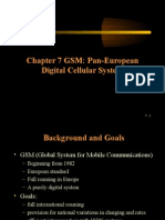 Chapter 7 GSM