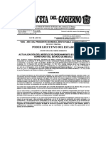 Ordenamiento Ecologico Edo Mex