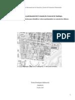 La Investigacion Patrimonial del Cementerio General de Santiago