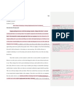 Assignment Two Draft Peer Revision PDF