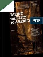 taking the blitz to america