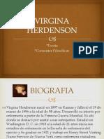 VIRGINA HERDENSON.pptx