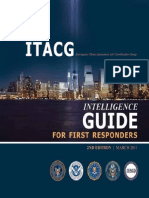 ITACG Guide for First Responders 2011