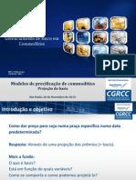 Modelos de Commodities FCStone
