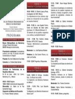 Encuentro Nacional de los Pueblos Originarios de México y Alternativas Antisistémicas al Capitalismo