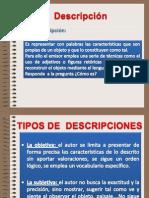 Discurso Expositivo La Descripcion (1)