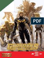 Guardiões Da Galáxia #07 [HQOnline.com.Br]