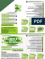Calendario Ago-Dic FIME