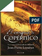 El Enigma de Copernico - Jean-pierre Luminet