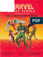 Marvel Superheroes Classic - Ultimate Powers Book - Updated v.2.5