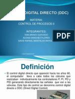 Control Digital Directo (Ddc)