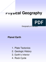 1 Notes - Physical Geography