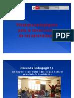 6 Procesos Pedagogicos Clare