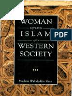 Woman Between Islam & Western Society