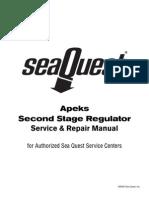 Seaquest Apeks2ndstage