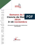 Presentacion XIV Semana de La Ciencia 2014