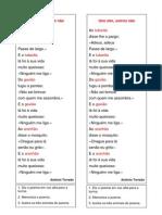 Poema Ditongo Ão
