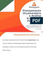 8_Plano Orçamentário_Avaliação Economica Financeiro Aula 10-11-14
