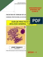 Guia Completa de Practicas Biologia Libre