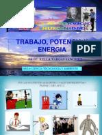 Trabajo , potencia y energía