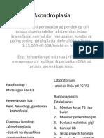 Akondroplasia