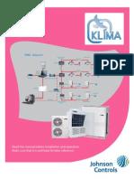 YORK KLIMA Sro Klimatizacie Katalog 2010 VRF