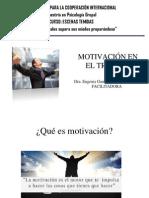 1. Motivación, Comunicación Asertiva, Toma de Decisiones y Administración Del Tiempo