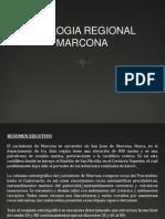 Geologia Regional de Marcona
