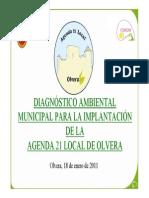 Presentacion Olvera Agenda 21