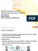 UMTS Induction Training (General Intorduction to HSPA) v1.4