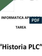 Historia PLC