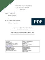 Initial Brief for Plaintiffs-Appellants