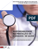Responsabilidade Na Prestação de Cuidados de Saúde - Consentimento Informado