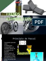 0122678FRENOS HIDRÁULICOS