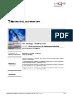 521057 - Electromecanico de Manutenção Industrial