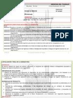 Clase MDT Nº 1.0 Presentación