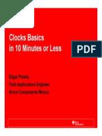 Clock Basics