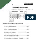 QM-11 Ejercicios de Estequiometría MZG[1]