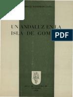 Un Andaluz en La Isla de La Gomera
