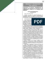 Rm 082-2013-Tr Aprueban Ss de Registros Para Mype