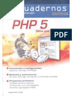 cuaderno de programación PHP